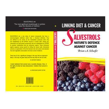 Book: Linking Diet & Cancer | Salvestrol® Platinum